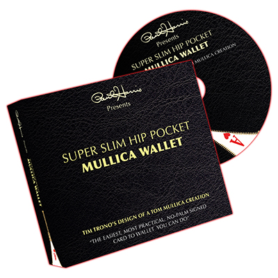 SuperSlim Hip Pocket Mullica (con DVD) - Paul Harris & Tim Trono