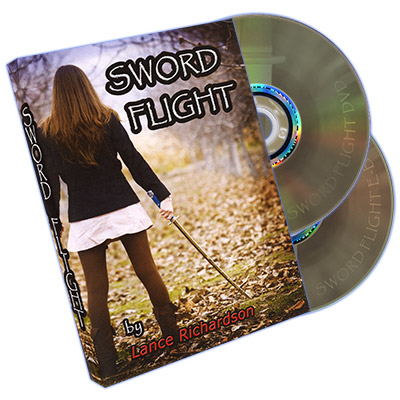 Sword Flight - Lance Richardson & Sean Scott