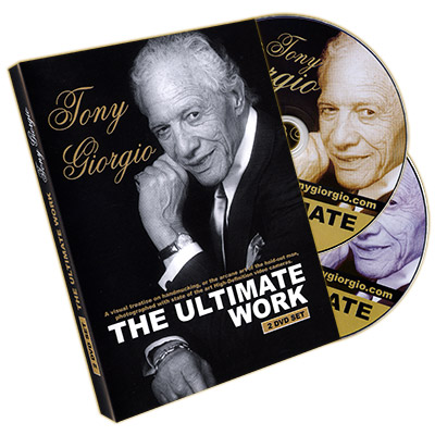 Ultimate Work (2 DVD Set) - Tony Giorgio