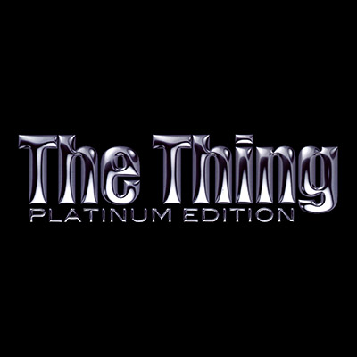 The Thing Platinum Edition (DVD, Props, CD) - Bill Abbott