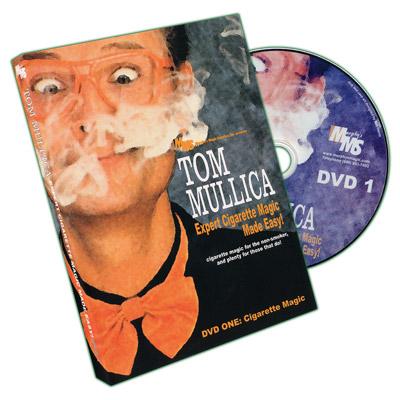 Trucos de Magia con Cigarros Vol.1 - Tom Mullica