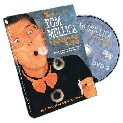 Trucos de Magia con Cigarros Vol.2 - Tom Mullica