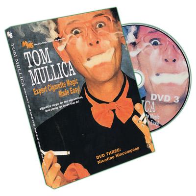 Trucos de Magia con Cigarros Vol.3 - Tom Mullica