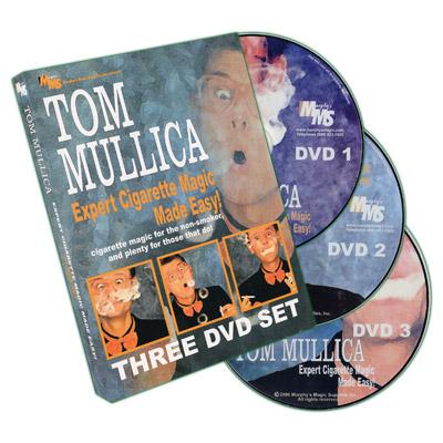 Trucos de Magia con Cigarros Vol.1-3 - Tom Mullica
