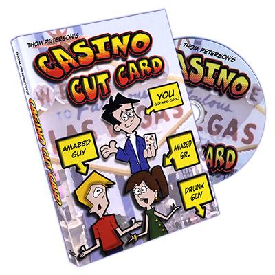 Casino Cut Card - Thom Peterson