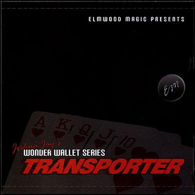Transporter (con DVD y Cartas Azules) - Joshua Jay