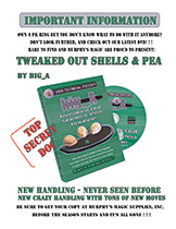 Tweaked Out Shells And Pea Flyer Thumbnail