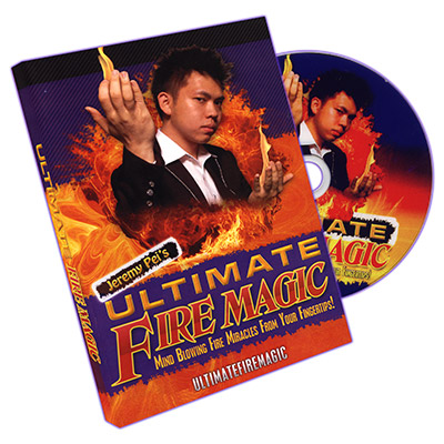 Ultimate Fire Magic - Jeremy Pei