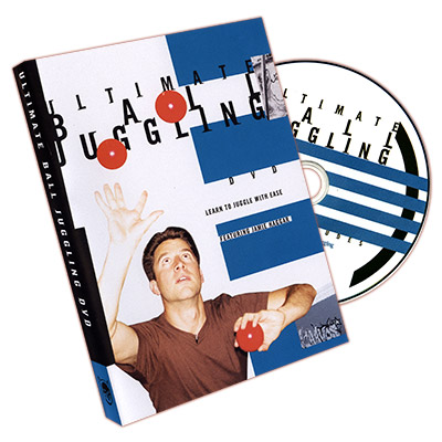 Ultimate Ball Juggling - DVD
