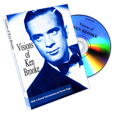 Visions of Ken Brooke - Martin Breese