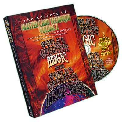 Tecnicas de Trucos de Magia con Cartas Vol 2 (Worlds Greatest Magic)