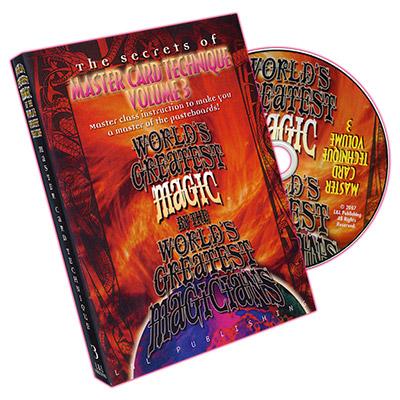 Tecnicas de Trucos de Magia con Cartas Vol 3 (Worlds Greatest Magic)