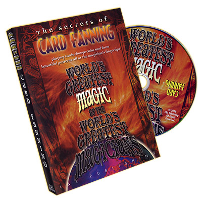 Card Fanning Magic (World's Greatest Magic)