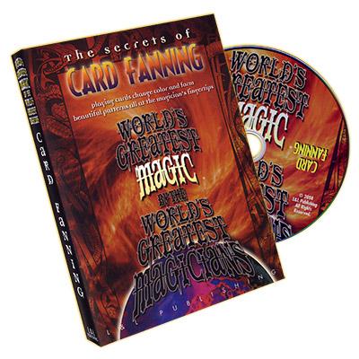 Card Fanning Magic (World's Greatest Magic)
