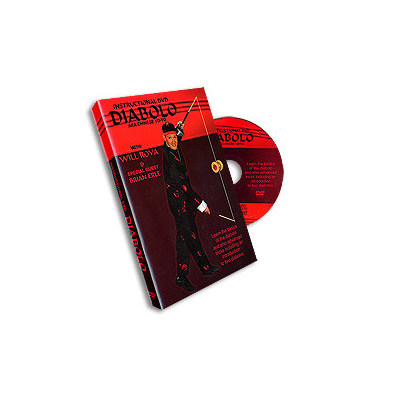 Diabolo Instructional DVD - Will Roya
