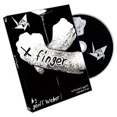 X Finger - Geoff Weber