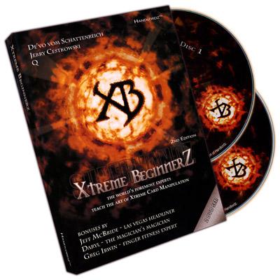 Superhandz - Xtreme Beginnerz - De'vo (2 DVD Set)