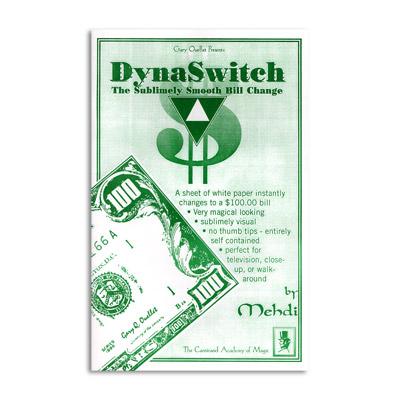 DynaSwitch trick Mehdi Camirand