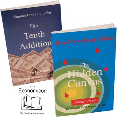 Economicon - Book Test by Al Smith - Trick