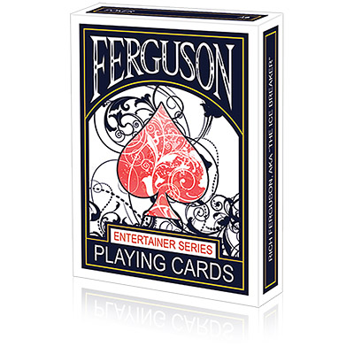"Rich Ferguson ""The Ice Breaker"" Playing Cards"