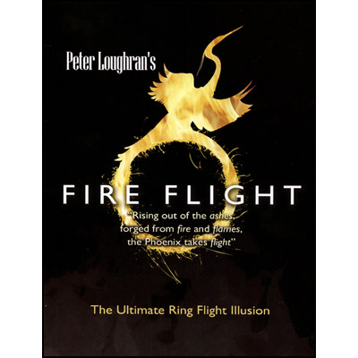 Fire Flight - Peter Loughran