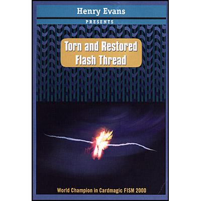 T&R Flash Thread - Henry Evans