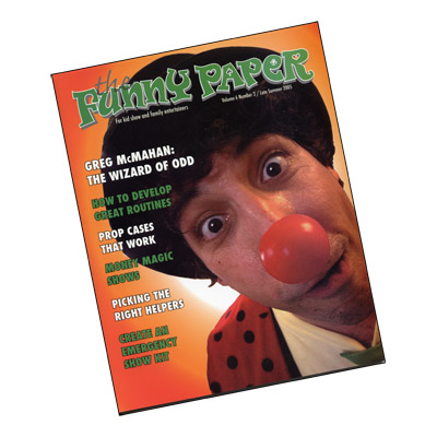 Funny Paper Mag. late summer 2005 v6 n2