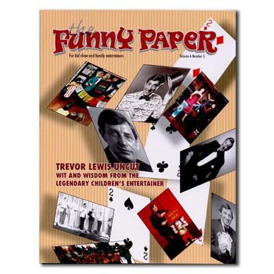 Funny Paper Magazine (# 6 Number 5) - Libro de Magia