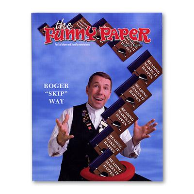 Funny Paper Magazine (# 8 Number 1) - SPS Publications - Libro de Magia