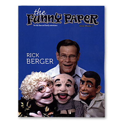 Funny Paper Magazine (# 8 Number 3) - SPS Publications - Libro de Magia