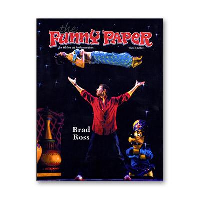 Funny Paper Magazine (# 7 Number 4) - SPS Publications- Libro de Magia