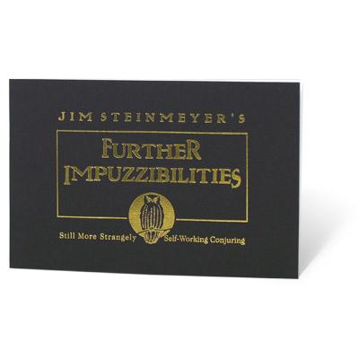 Further Impuzzibilities - Jim Steinmeyer - Libro de Magia
