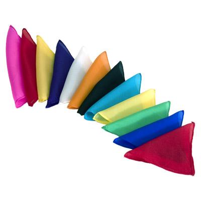 Sedas de 6 Pulgadas - 12 Pack (Colores Variados)
