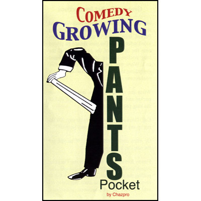 Comedy Growing Pants Pocket - Chazpro
