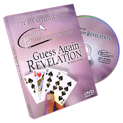 Guess Again Revelations (Con DVD y Cartas) - Barry Taylor