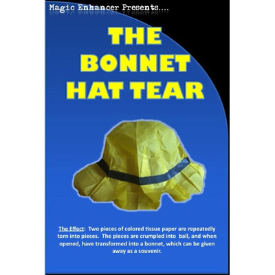 Bonnet Hat Tear - Magic Enhancer