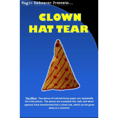 Clown Hat Tear - Magic Enhancer