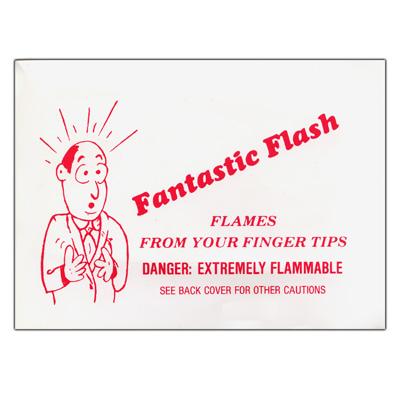 "Flash Pad 2"" x 3"" by Nassau Chemical Corp - Trick"