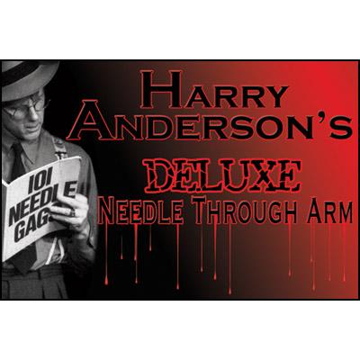 Needle Thru Arm Deluxe (con DVD & Props) - Harry Anderson