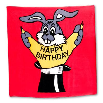 Seda - Happy Birthday - 36 pulgadas - Vincenzo Di Fatta