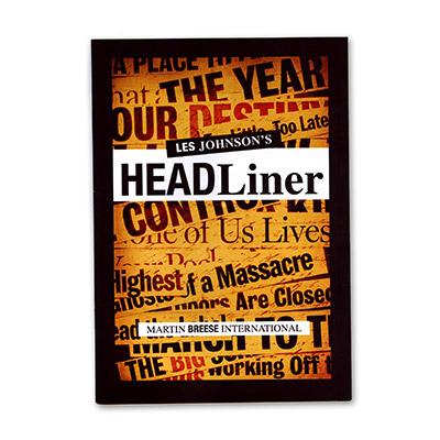 Headliner by Les Johnson - Trick