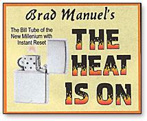 Heat is on by Brad Manuel - Trick