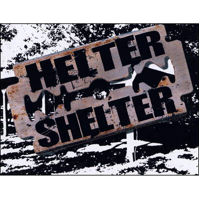 Helter Shelter - Fire Cat Studios - James Robinson - Libro de Magia