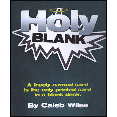 Holy Blank