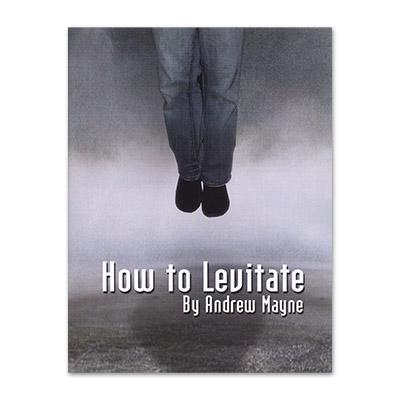 Como Levitar - Andrew Mayne - Libro