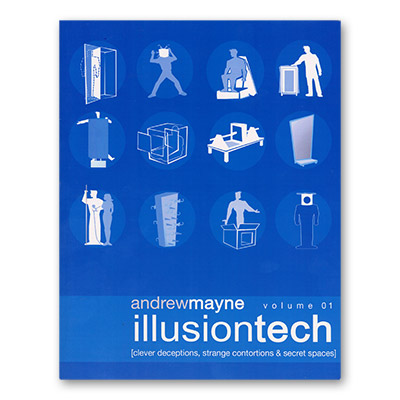 Illusiontech - Andrew Mayne - Libro de Magia