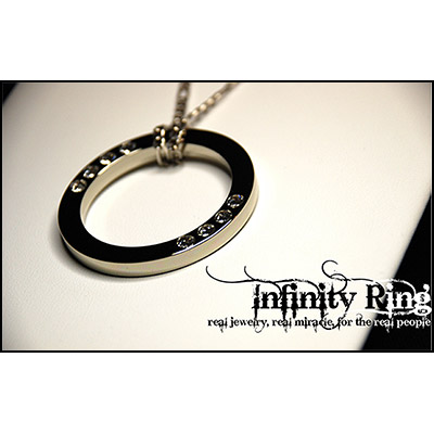 Infinity Ring by Will Tsai - Trick