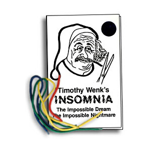 Insomnia Rope - Timothy Wenk