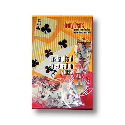 Instant Card Restoration by Henry Evans - Trick