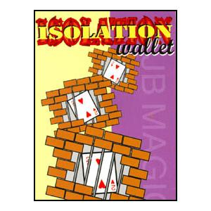 Isolation Wallet - Mark Mason
